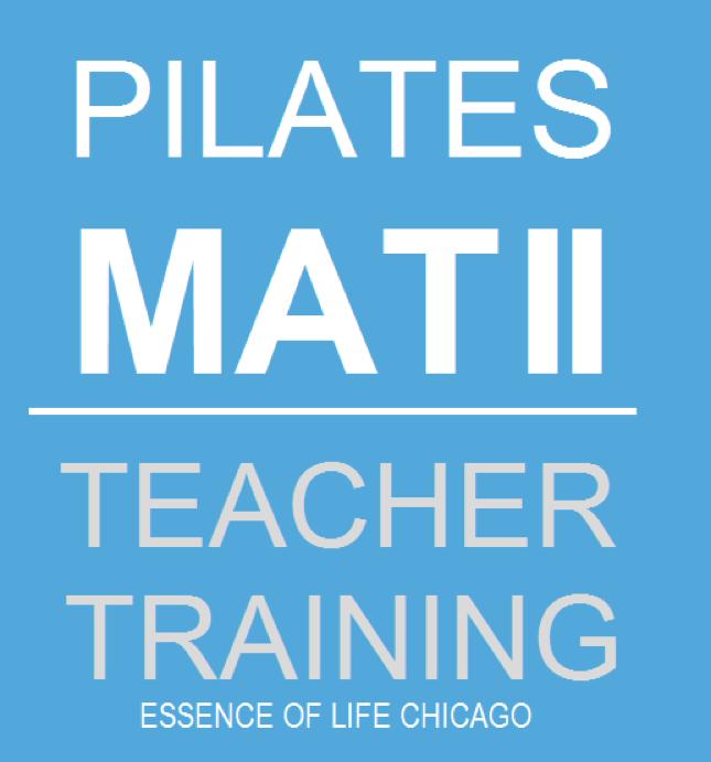 Mat Pilates Teacher Training